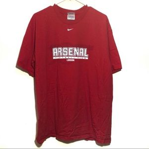 NWOT Nike Arsenal Soccer T Shirt